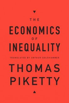 The Economics of Inequality av Thomas Piketty (Innbundet)