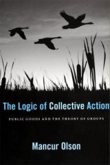 Omslag - The Logic of Collective Action