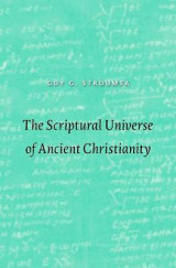 Omslag - The Scriptural Universe of Ancient Christianity