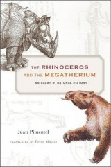 Omslag - The Rhinoceros and the Megatherium