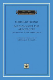 On Dionysius the Areopagite, Volume 2: Vol. 2 av Marsilio Ficino (Innbundet)