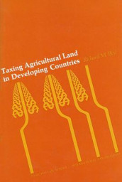 Taxing Agricultural Land in Developing Countries av Richard M. Bird (Innbundet)