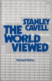 The World Viewed av Stanley Cavell (Heftet)