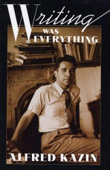 Writing Was Everthing av Alfred Kazin (Heftet)