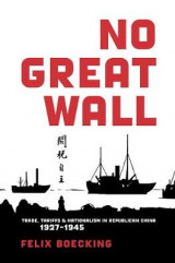 Omslag - No Great Wall