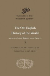 Omslag - The Old English History of the World