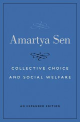 Omslag - Collective Choice and Social Welfare