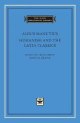 Omslag - Humanism and the Latin Classics