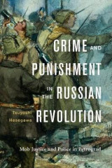 Omslag - Crime and Punishment in the Russian Revolution