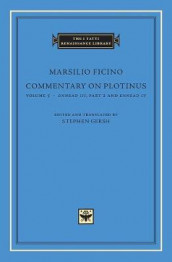 Commentary on Plotinus, Volume 5 av Marsilio Ficino (Innbundet)