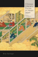 Omslag - Chinese Literary Forms in Heian Japan