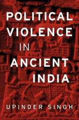 Omslag - Political Violence in Ancient India