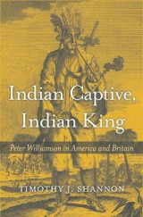 Omslag - Indian Captive, Indian King