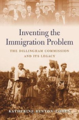 Omslag - Inventing the Immigration Problem