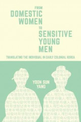 Omslag - From Domestic Women to Sensitive Young Men