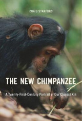 Omslag - The New Chimpanzee