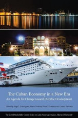 Omslag - The Cuban Economy in a New Era