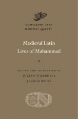 Omslag - Medieval Latin Lives of Muhammad