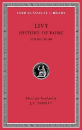 Omslag - History of Rome: History of Rome, Volume XI: Books 38-40
