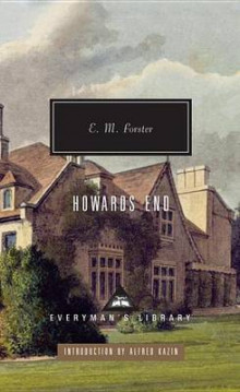 Howards End av E. M. Forster (Innbundet)