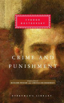 Crime and Punishment av F. M. Dostoevsky, Richard Pevear og Larissa Volokhonsky (Innbundet)