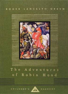 The Adventures of Robin Hood av Roger Lancelyn Green (Innbundet)