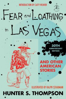 Fear and Loathing in Las Vegas av Hunter S. Thompson (Innbundet)