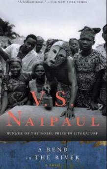 A bend in the river av V.S. Naipaul (Heftet)