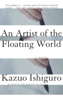An Artist of the Floating World av K. Ishiguro (Innbundet)