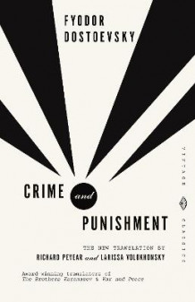 Crime and Punishment av F. M. Dostoevsky, Richard Pevear og Larissa Volokhonsky (Heftet)