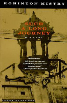Such a Long Journey av Rohinton Mistry (Heftet)