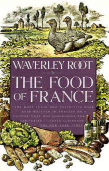 Food of France av W Root (Heftet)