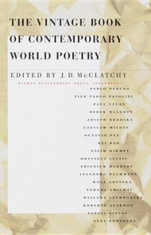 Contemporary World Poetry (Heftet)