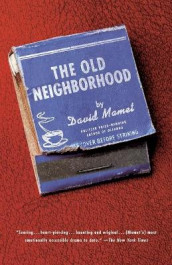 The Old Neighborhood av David Mamet (Heftet)