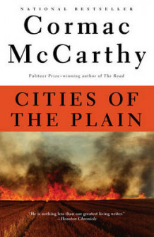 Cities of the Plain av Cormac McCarthy (Heftet)