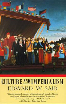 Culture and Imperialism av Professor Edward W Said (Heftet)
