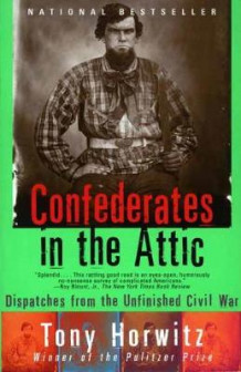 Confederates in the Attic av Tony Horwitz (Heftet)
