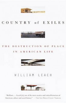 Country of Exiles av William R Leach (Heftet)