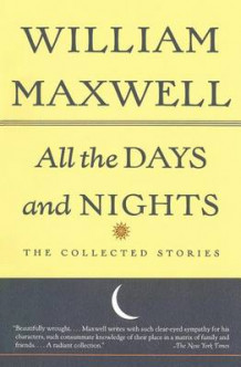 All the Days and Nights av Maxwell (Heftet)