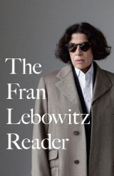 Omslag - The Fran Lebowitz Reader