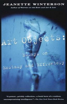Art Objects av Jeanette Winterson (Heftet)