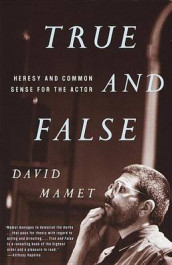True and False av David Mamet (Heftet)