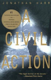 A Civil Action av Jonathan Harr (Heftet)