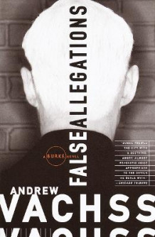False allegations av Andrew Vachss (Heftet)
