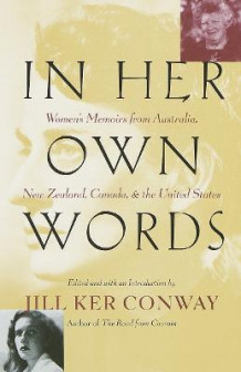 In Her Own Words av Jill K Conway (Heftet)