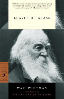 Leaves of Grass av Walter Whitman (Heftet)