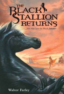 Black stallion returns av Walter Farley (Heftet)