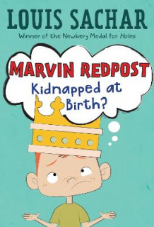 First Stepping Stone Marvin Kidnap#: Kidnapped at Birth? av Louis Sachar (Heftet)