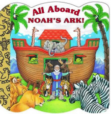 All Aboard Noah's Ark av Mary Josephs (Pappbok)
