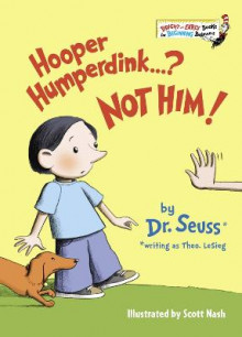 Hooper Humperdink...? Not Him! av Dr Seuss og Theo LeSieg (Innbundet)